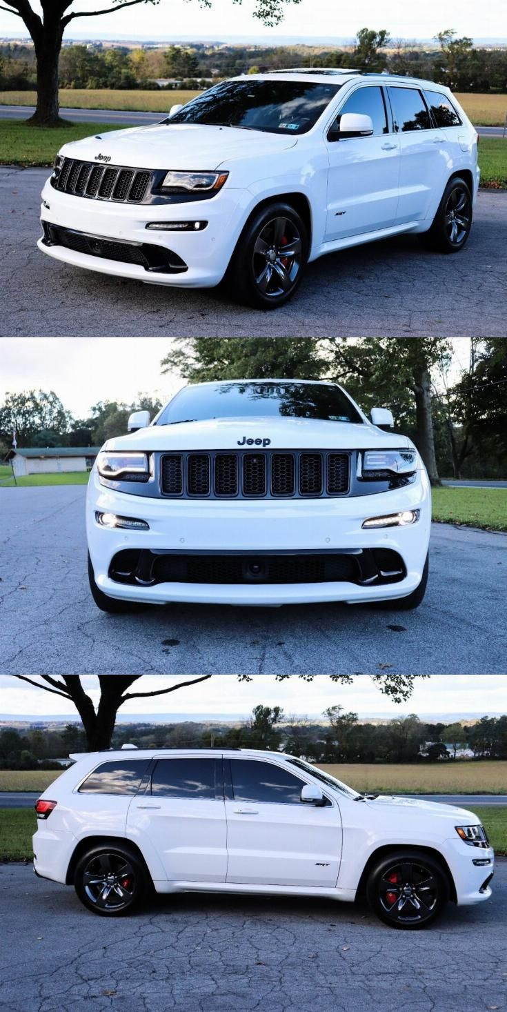 2015 Jeep Grand Cherokee Srt In 2020 Jeep Grand Cherokee Srt