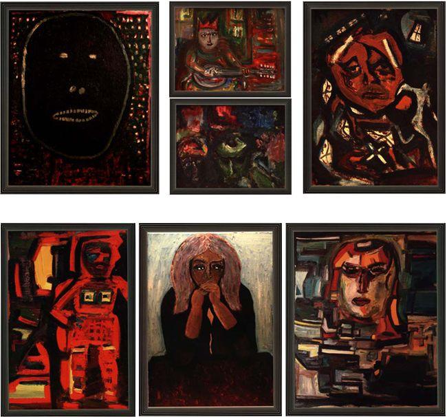 Армен Григорян: картины, художества, рисунки