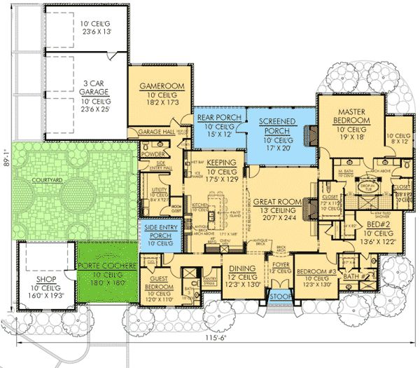 1000+ Images About Sims 4 Floor Plans On Pinterest