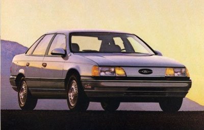 Used Ford Taurus LX Parts - We had a tan 86 Ford Taurus, loved that car, too.