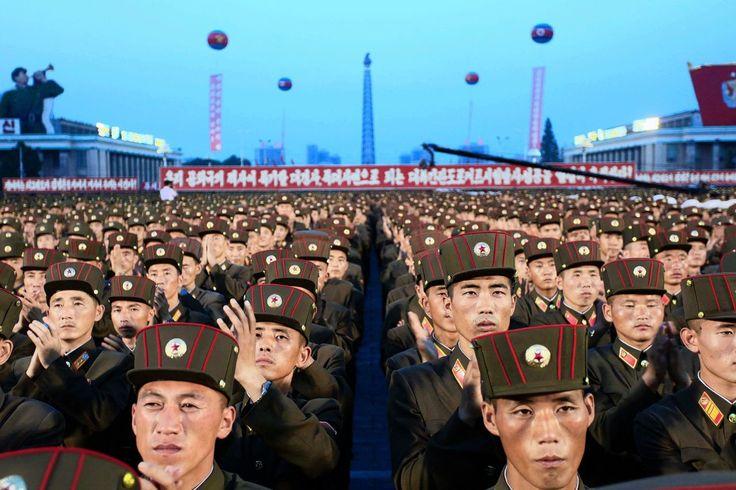 Militair ingrijpen in Noord-Korea kent alleen doemscenario's - NRC