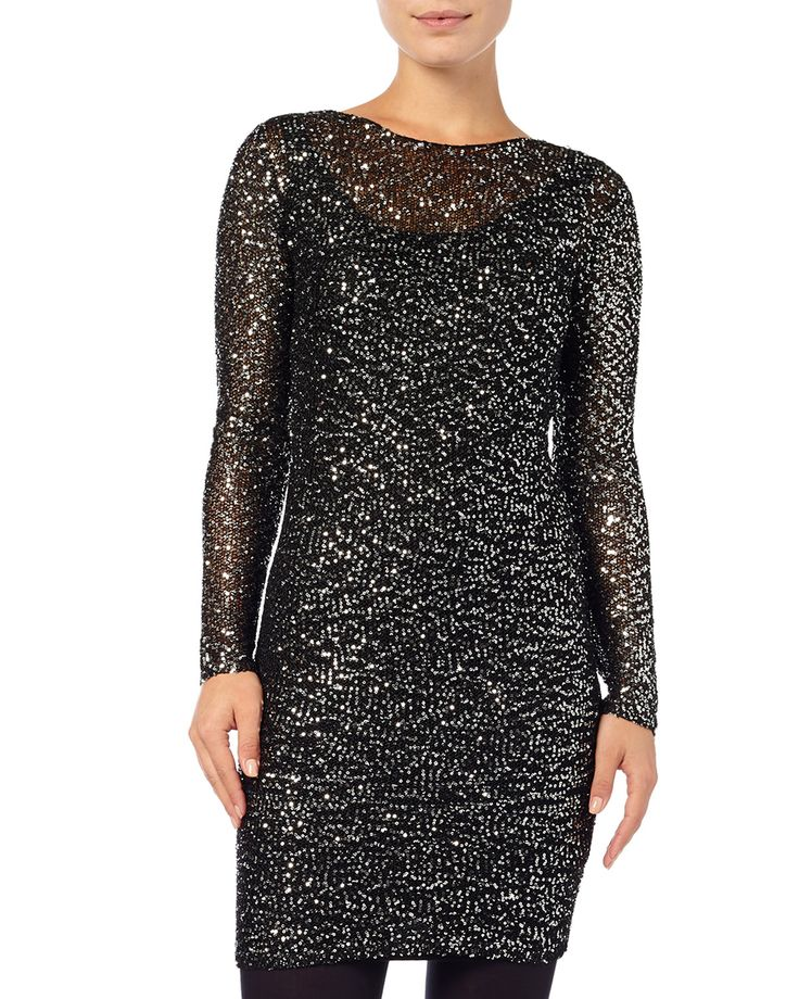 clothes designer names Party Dresses   Metallics Juana Sequin Dress   Phase Eight