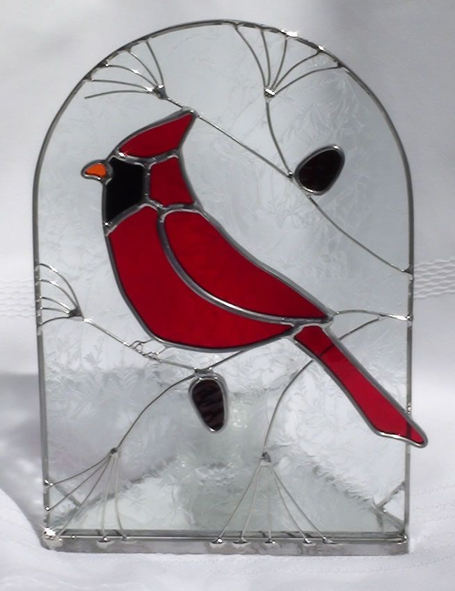 Stained Glass Art Candle Holders by Julie Bubolz - Imagination ...