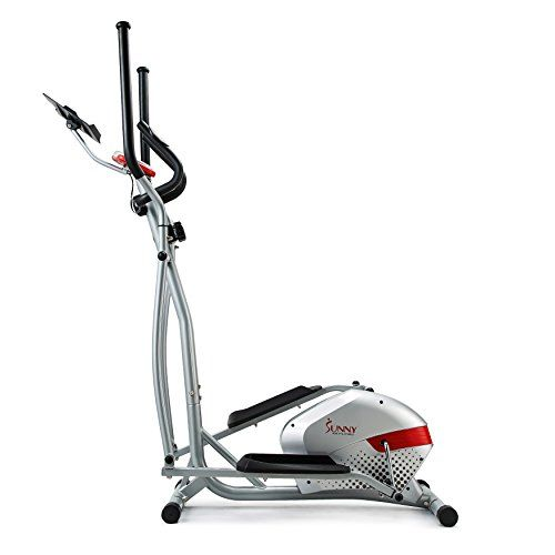 Special Offers - Sunny Health & Fitness Elliptical Trainer with Tablet Holder Grey - In stock & Free Shipping. You can save more money! Check It (January 26 2017 at 02:44AM) >> https://treadmillsusa.net/sunny-health-fitness-elliptical-trainer-with-tablet-holder-grey/