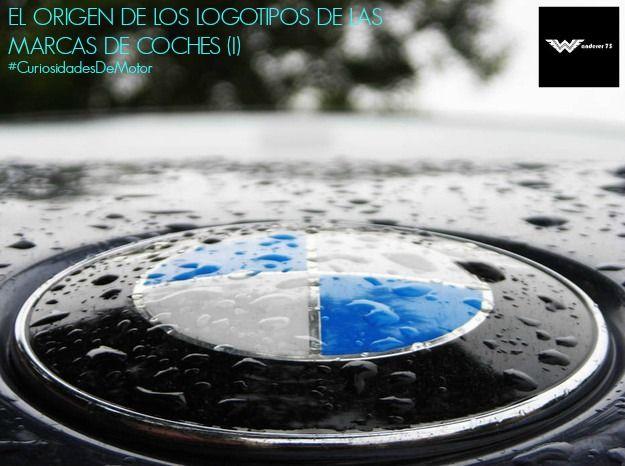 El origen de los logotipos de las marcas de coches (I) http://w-75.com/2014/10/20/origen-logotipos-marcas-coches-i/