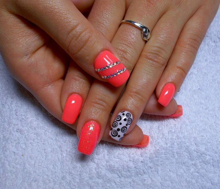 Totally awesome! :) You my nails are really beautiful:3