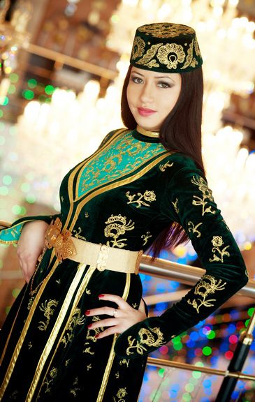 Today the Tatars in Russia are the main descendants of the ...
