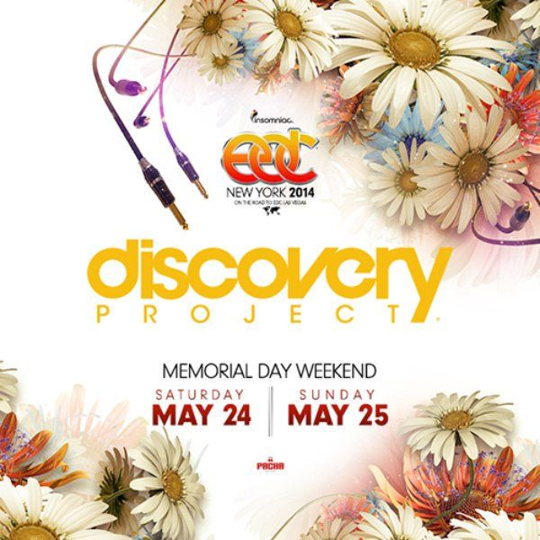 Loving this mix!!! Discovery project, EDC NY, Dead Space, Yordan