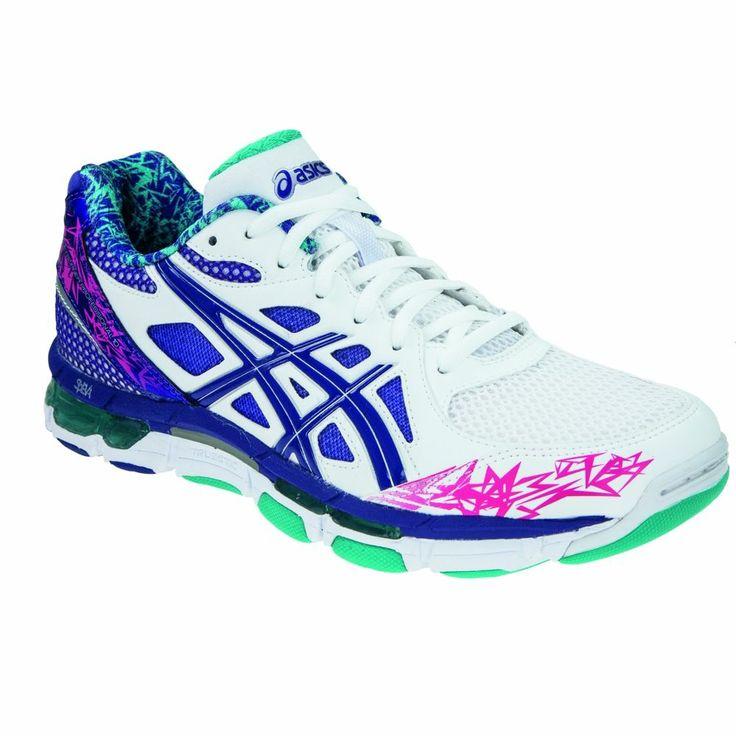ASICS Gel-Netburner Professional 10 Ladies Netball Shoe
