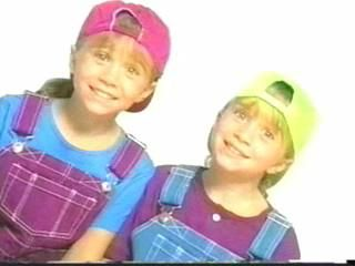 mary-kate and ashley olsen... 'you're invited' videos! Yes!