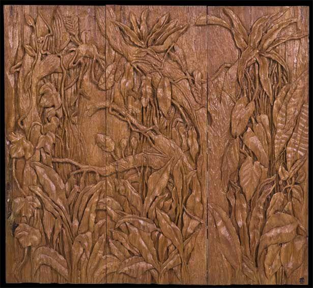 Esteban Granero Gravure sur bois
