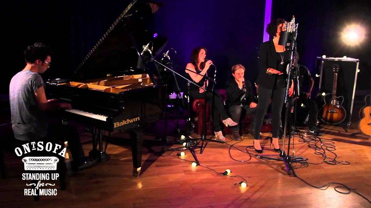 Jules Rendell - Retrograde (James Blake Cover) - Ont Sofa Gibson Sessions