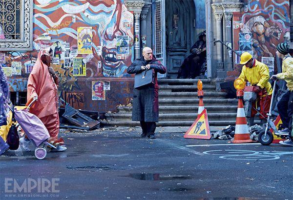 """#TerryGilliam regresa al cine con """"The Zero Theorem"""" con #ChristophWaltz de protagonista."""