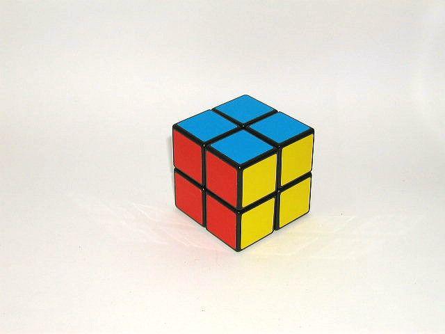 2x2 Rubiku0027s Cube