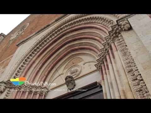 Church of San Francesco audio guide in English, Orvieto Umbria - Orvietoviva.com