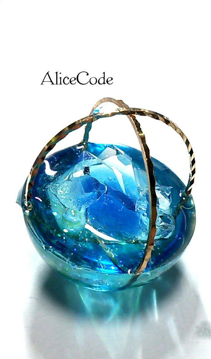 """rento*AliceCodeさんのツイート: """"#涼を感じるハンクラ展 きらきら輝く青に触れる 様々な情景が浮かび上がる…"""