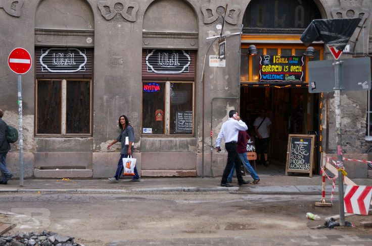 Budapest Jewish Quarter photo   23 Photos Of Budapest