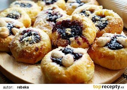 Šleha(čkové)né koláčky recept - TopRecepty.cz