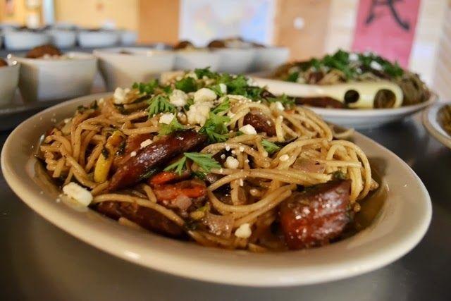 Meals at Mar e Floresta | Concordia Language Villages