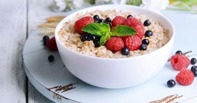 15 recettes sucrées healthy aux flocons d'avoine - Barres de céréales aux fruits secs et au citron - Cuisine AZ