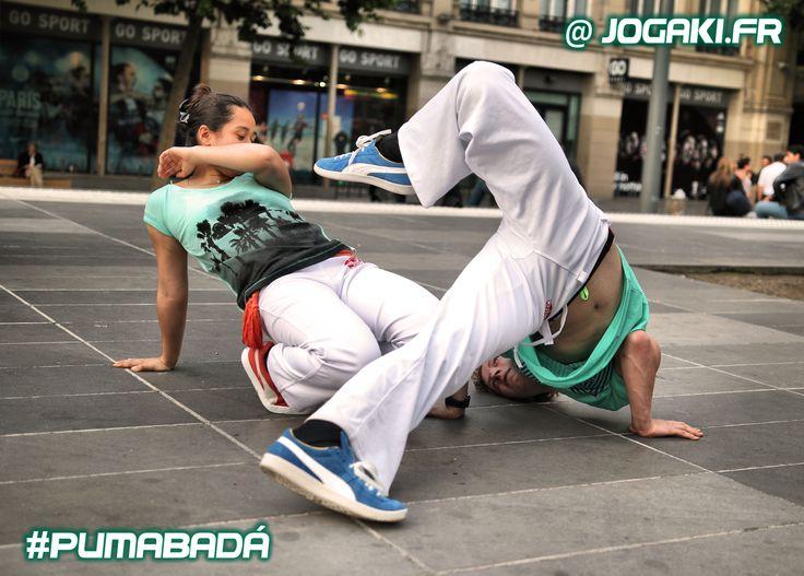 Cours de capoeira a Paris avec Jogaki. #capoeira #paris http://www.paris-capoeira.fr