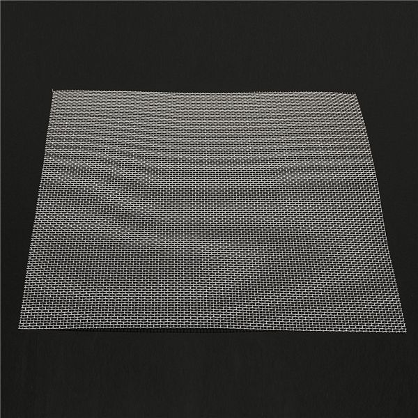30x30cm 304 Stainless Steel 10 Mesh Filter Water Filtration Woven Wire