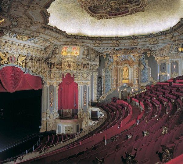 Oriental Theatre in Chicago
