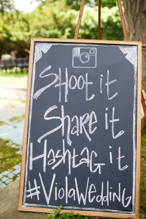 Technology at Weddings | Unplugged vs Plugged In | Bridal Musings Wedding Blog 1