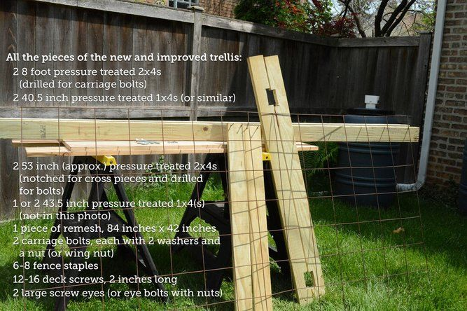 My Best Vegetable Trellis Durable Collapsible Flexible Vegetable Trellis Trellis Durable