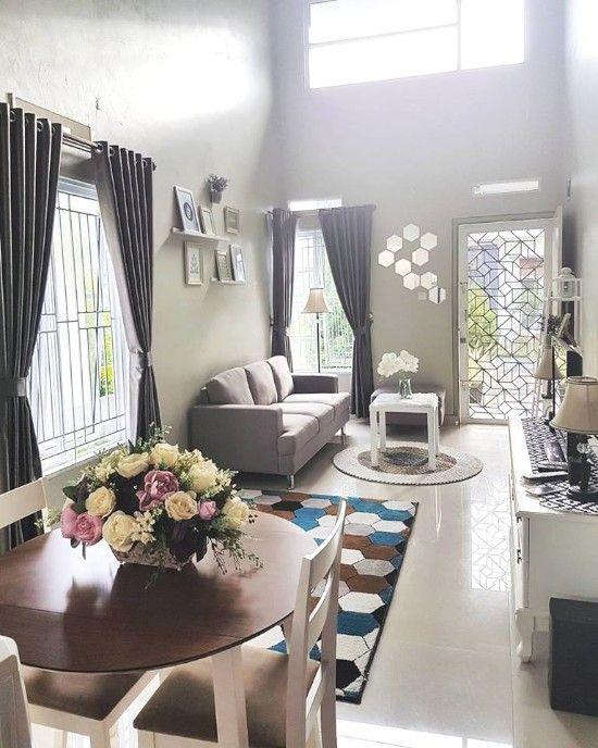 Ide inspiratif desain interior rumah minimalis type 36/90 ...