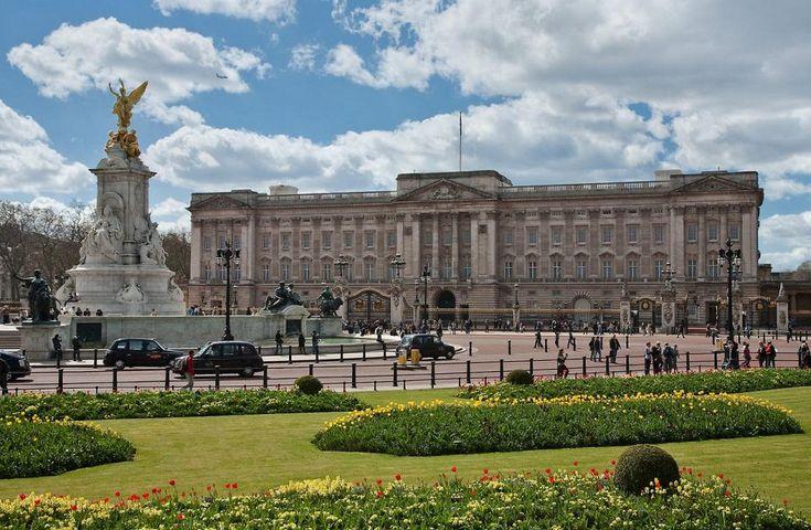 Фото Букингемский дворец