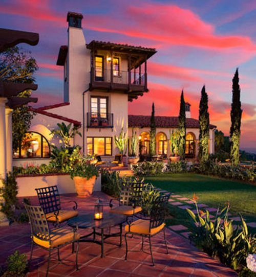 Mediterranean Tuscan Style Home House: 87 Best Tower Houses Images On Pinterest