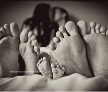 Whose feet do you have?