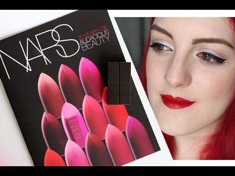 LOdoesmakeup – Blog Beauté » Blog Archive » Les Audacious Lipsticks de NARS, en vidéo!