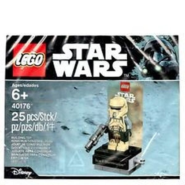 LEGO StarWars 40176 Scarif Stormtrooper New Polybag