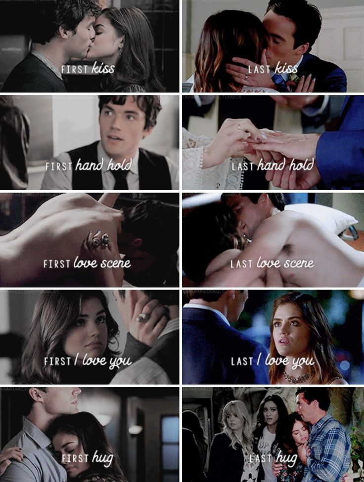 PLL - Ezria - first and last