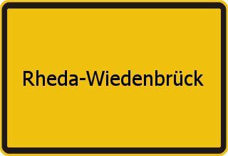 Schrottankauf Rheda-Wiedenbrück