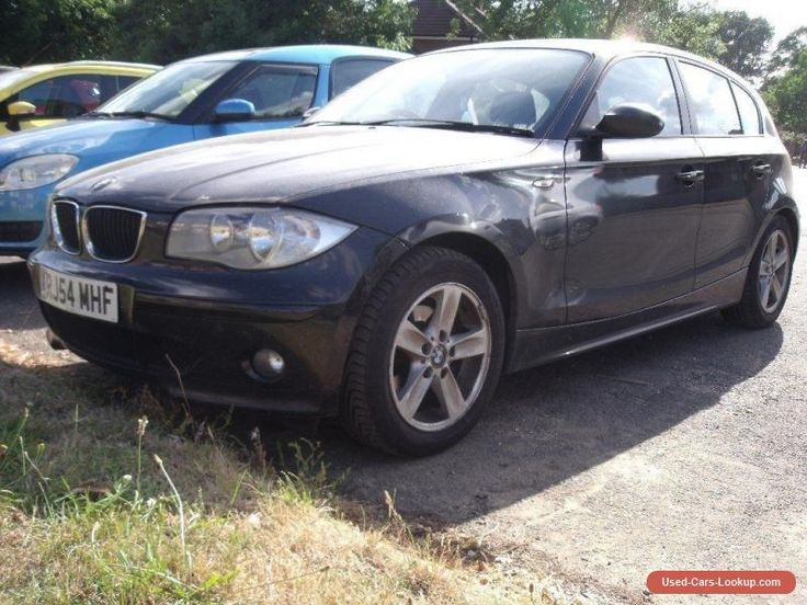 BMW 118D E87 1 SERIES 2.0LT TURBO DIESEL. MOT TILL APTIL 2018. SPARES OR REPAIRS #bmw #118 #forsale #unitedkingdom