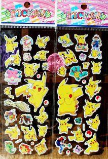 Stickers del cartone animato Pokemon. http://s.click.aliexpress.com/e/RVfMVZJ