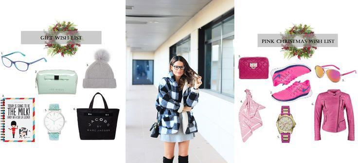 Las gafas son un gran regalo navideño, ¡por eso estaban en la wishlist de Nuria González! http://www.alainafflelou.es/productos/catalogo/tonic/t021-c5