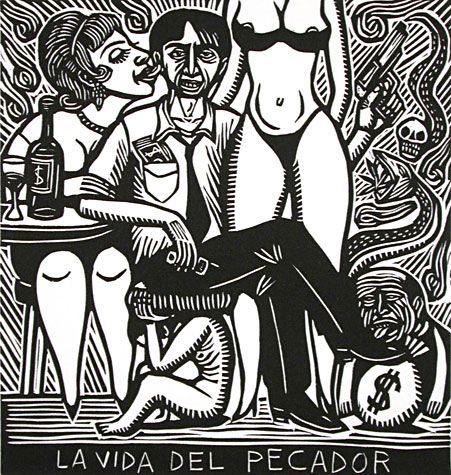 lustful -adj- dâm đãng: Artists, Artemio Rodriguez