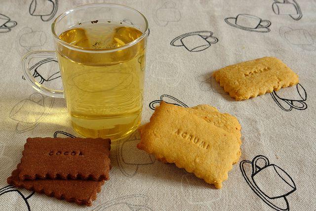biscotti di frolla leggera