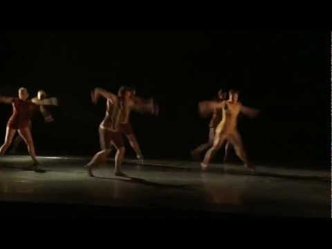 National Dance Company Wales - The Grammar Of Silence by Itzik Galil
