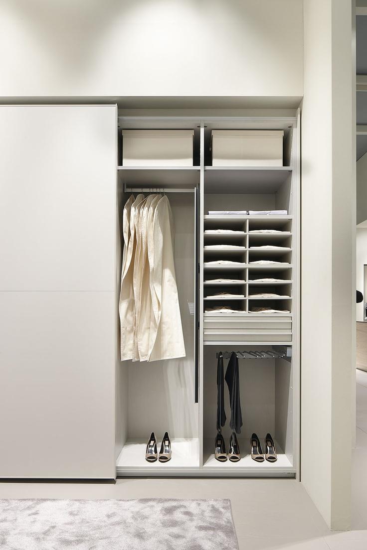 Las 25 mejores ideas sobre closet de aluminio en pinterest - Modelos de armarios ...