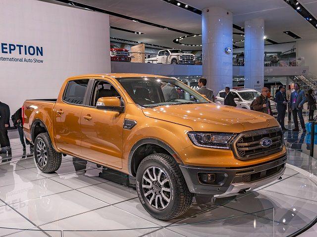 2020 Ford Ranger Release Date 2020 Ford Ranger Ford Ranger