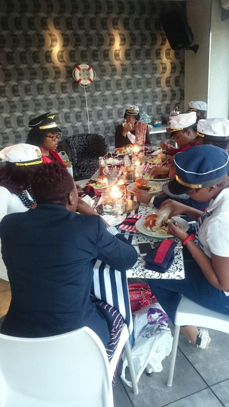 Sailors crew ladies