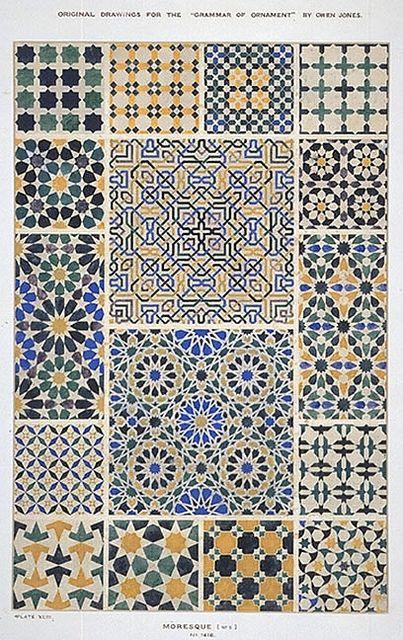 Islamic Tiles                                                                                                                                                      Mais
