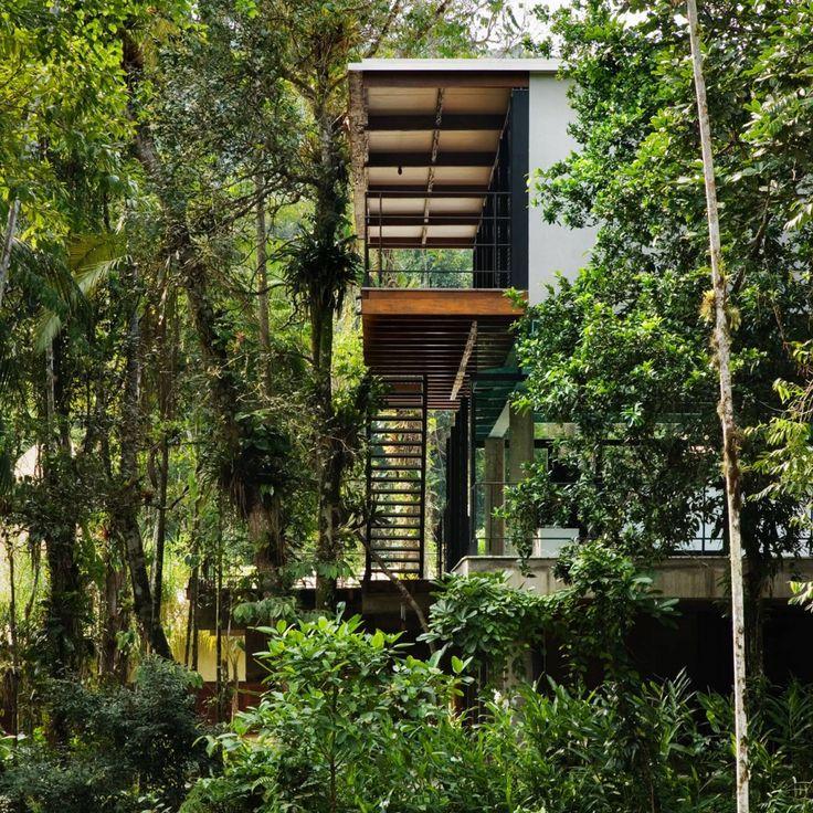 House in Iporanga   Guarujá, São Paulo, Brazil   Nitsche Arquitetos Associados