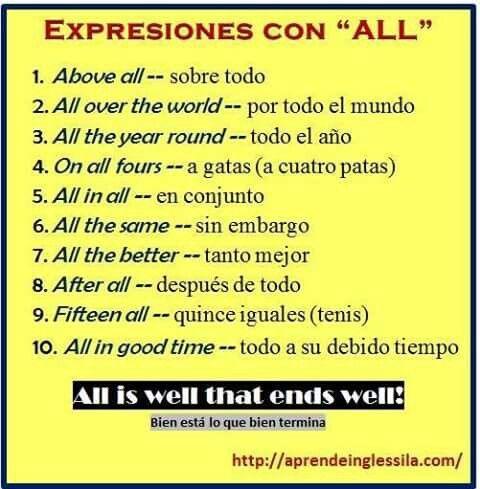 Aprende Ingles Sila