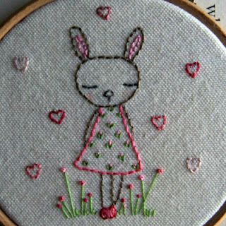 embroidery pattern by Lillipopo